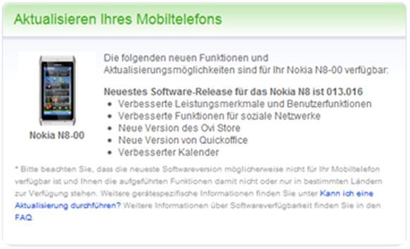 Symbian^3 Update